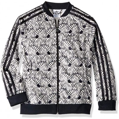 D98903 adidas Originals  Junior's  ZBR SST Track Jacket