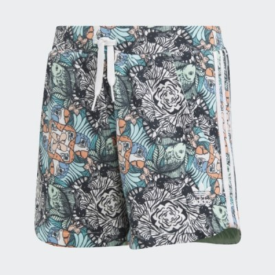 D98911 adidas Originals  Junior's Zoo Shorts