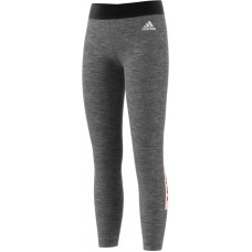 Adidas Young Girl ID LIN Junior's Grey Tights