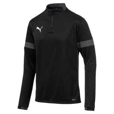 Puma Adult football PLAY 1/4 Zip Top Training Black