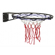 Slam Dunk Basketball Ring & Net