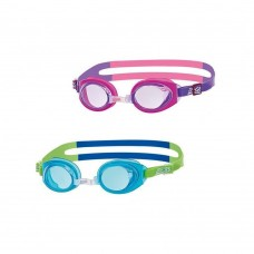 Zoggs Kids Little Sonic Air Swimming Goggles Pink or Blue