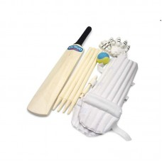 Activo Junior Cricket Set Perfect for Family Fun (Size 3)