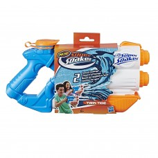 Nerf Super Soaker Twin Tide Water Fun 975ml