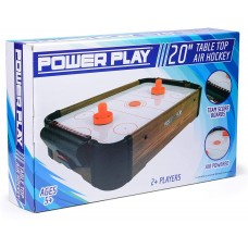 PowerPlay Table Top Air Hockey Game 20 Inch