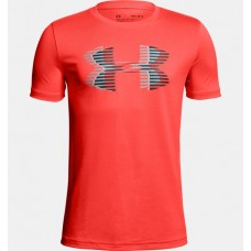Under Armour Boys Tech Logo T-Shirt