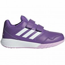 Adidas Alta Run CF Kid's Trainers Violet