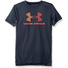 Under Armour Threadborne Tech Logo Kids T-Shirt