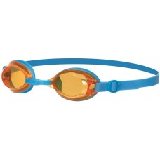 Speedo Unisex Jet Junior Goggles Blue Orange