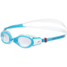 Speedo Futura Biofuse Flexiseal Junior Goggle Blue Clear