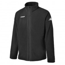 Kappa Agrigente Polar Kids Jacket Black