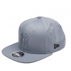 New Era 9Fifty NY Yankees Ripstop Snapback Cap Grey