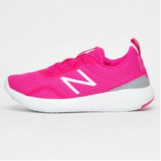 New Balance FuelCore Coast  Junior Running Trainers Pink