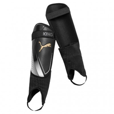 Puma King IS Shin And Ankle Guards Black