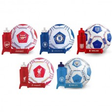 Team Merchandise Signature Football Team Gift Set ( Ball/ Pump/ Bottle in Box)