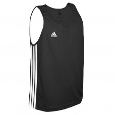 Adidas Performance Men's Boxing Vest Black