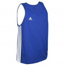 Adidas Performance Men's Boxing Vest Blue