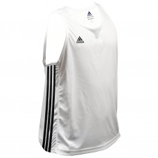 Adidas Performance Men's Boxing Vest White
