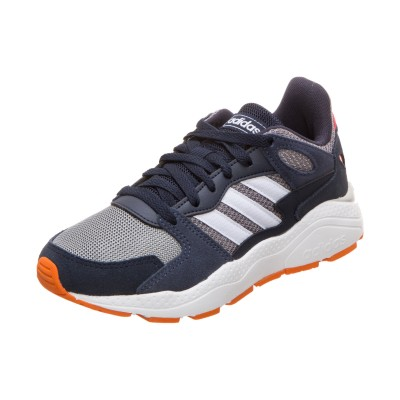 ADIDAS Youths Crazy Chaos Trainers Grey / Navy