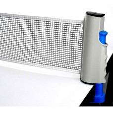 Fox TT Retractable Table Tennis Net Suitable for Indoor or Outdoor