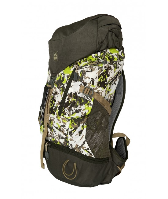 Jack Wolfskin Astro 30 Pack Hiking Backpack Multi Green