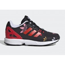 Adidas Originals ZX Flux Kids' Trainers Black